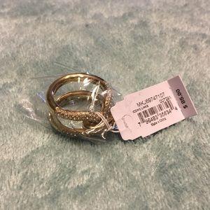 Beautiful Michael Kors ring